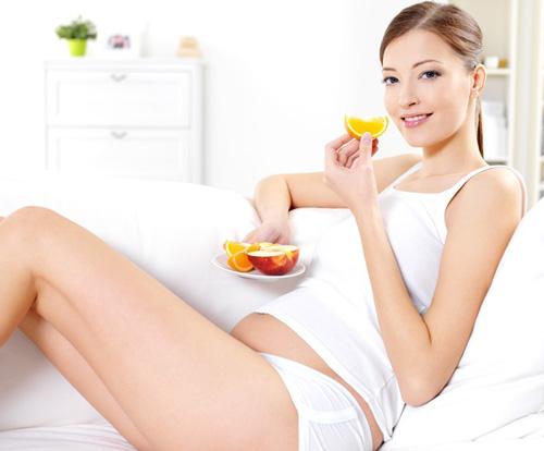 Mang thai tháng thứ 5 nên tăng bao nhiêu cân?