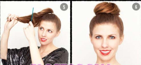 Các kiểu tóc dài thẳng dễ thương đơn giản mà cá tính