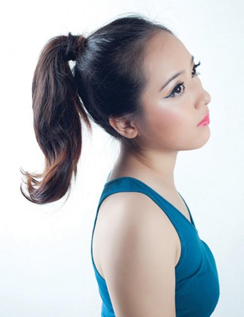 Đàn ông thích phụ nữ để tóc như thế nào nhất?
